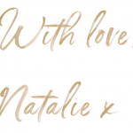 a note from natalie